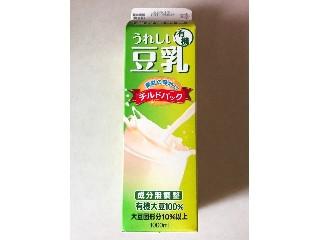 おはよう納豆 うれしい有機豆乳 パック1000ml