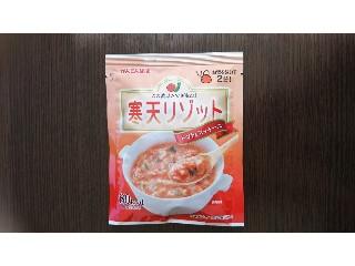 かんてんぱぱ 寒天リゾット トマト&ズッキーニ 袋23.2g