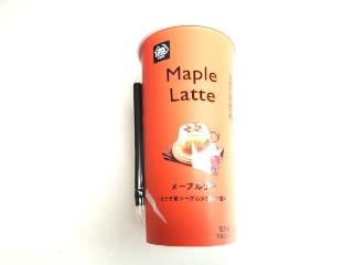 ミニストップ MINISTOP CAFE メープルラテ