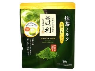 辻利 抹茶ミルク お濃い茶仕立て 袋160g