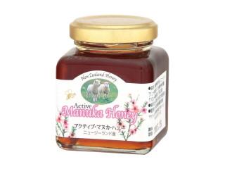 美蜂園 アクティブ・マヌカ・ハニー 瓶110g