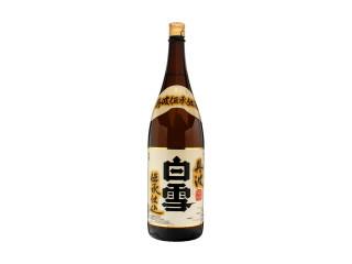 小西酒造 白雪 丹波伝承仕込み 瓶1.8L