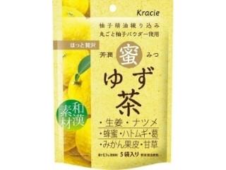 クラシエ ほっと贅沢 芳潤蜜 ゆず茶 袋77g×5