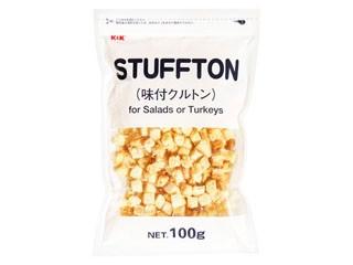 K&K STUFFTON 味付クルトン 袋100g