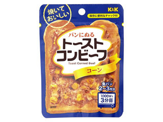 K&K トーストコンビーフ コーン 袋65g