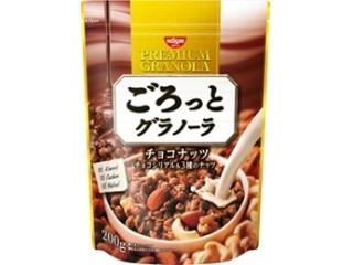 日清シスコ ごろっとグラノーラ チョコナッツ 袋200g