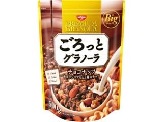 日清シスコ ごろっとグラノーラ チョコナッツ 袋500g
