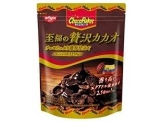 チョコフレーク 至福の贅沢カカオ