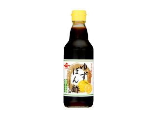 ジョウセン ゆずぽん酢 瓶360ml