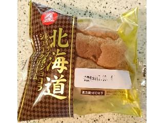 北海道ホイップ&ショコラシュークリーム
