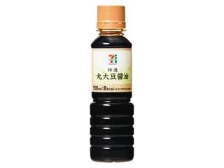 セブンプレミアム 特選 丸大豆醤油 ボトル100ml