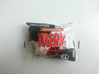 竹下製菓 チロルチョコ ふわふわケーキ ミルクチョコ風味 袋1個