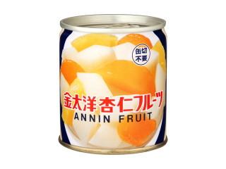 金太洋 杏仁フルーツ 缶210g