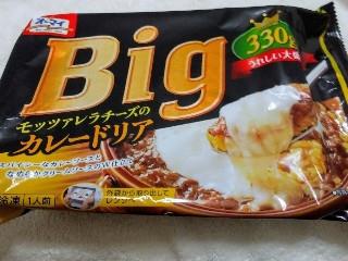 オーマイ Big モッツァレラチーズのカレードリア 袋330g