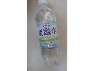 サンガリア 伊賀の天然水 炭酸水 ペット500ml