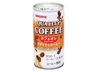 クオリティコーヒー カフェオレ