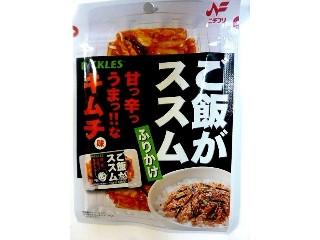 ニチフリ ご飯がススムキムチ味ふりかけ 袋25g