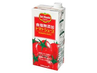 デルモンテ 食塩無添加トマトジュース パック1000ml
