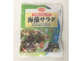 コープ 海藻サラダ 袋10g
