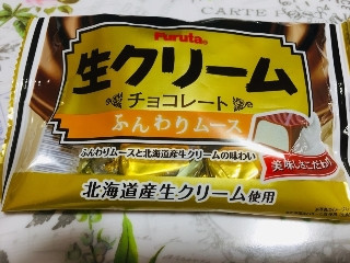 フルタ 生クリームチョコレート ふんわりムース