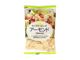 藤沢商事 サラダトッピング アーモンド 袋25g