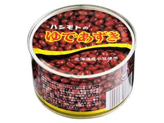 橋本食糧工業 ハシモトのゆであずき 缶430g