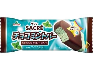 サクレ チョコミントバー