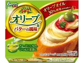 J‐オイルミルズ ラーマ オリーブ&バターの風味 箱140g