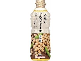 AJINOMOTO 大豆のサラダオイル ペット600g
