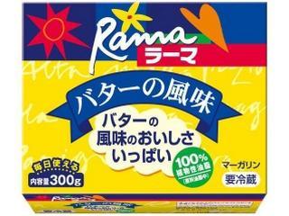 J‐オイルミルズ ラーマ バターの風味 箱300g