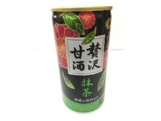 白鶴 贅沢甘酒 抹茶