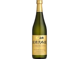 白鶴 純米大吟醸 瓶720ml