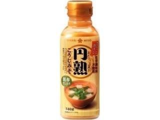 ひかり味噌 円熟 こうじみそ 液状タイプ ボトル340g