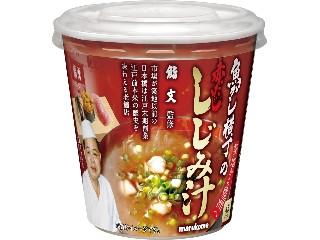マルコメ 魚がし横丁 鮨文監修 赤だししじみ汁 カップ50g