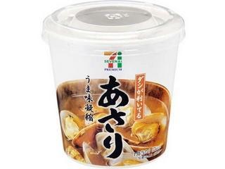 セブンプレミアム カップ味噌汁あさり カップ21g