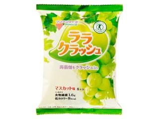 蒟蒻畑 ララクラッシュ マスカット味