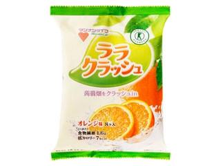 蒟蒻畑 ララクラッシュ オレンジ味
