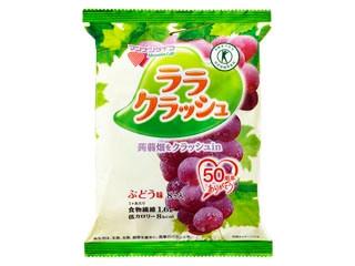 蒟蒻畑ララクラッシュ ぶどう味