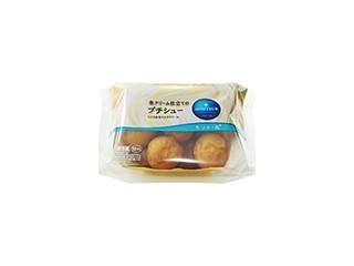 モンテール 小さな洋菓子店 生クリーム仕立てのプチシュー 袋12個