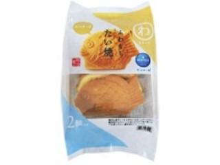 モンテール 小さな洋菓子店 わスイーツ ふわもちミニたい焼 カスタード 袋2個