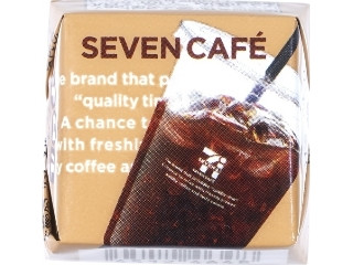 チロル チロルチョコ セブンカフェ 1個