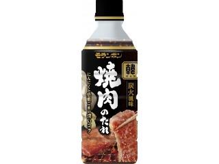 モランボン 韓 焼肉のたれ 炭火風味 ボトル520g