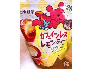 日東紅茶 カフェインレスレモンティー 210g