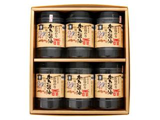 かき醤油 味付のり 広島名産 かき丸25