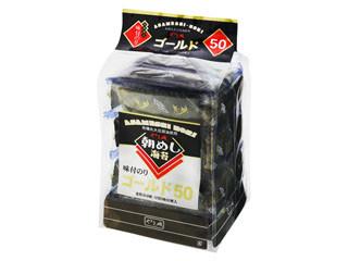 朝めし海苔ゴールド50 12切