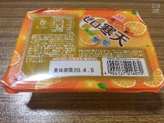 中川食品 ゼロ寒天みかん味