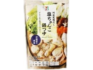 セブンプレミアム 塩ちゃんこ鍋つゆ 沖縄県の焼塩 袋750g