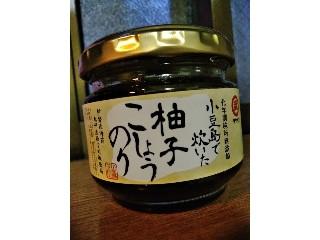 タケサンフーズ 柚子こしょうのり 瓶100g