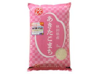 神明 だんらん 秋田県産あきたこまち 袋5kg