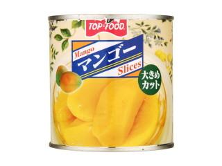 東食 トップフード マンゴー大きめカット 缶425g